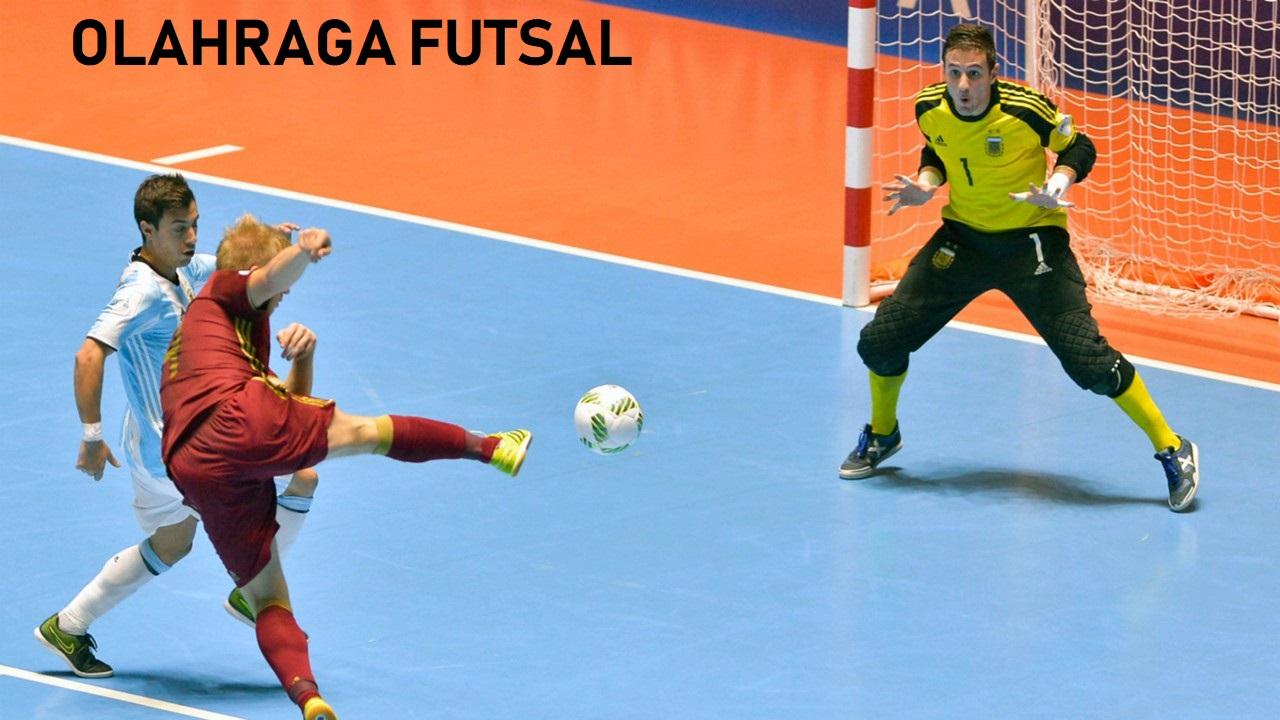 Olahraga Futsal INDONESIA Terbaik