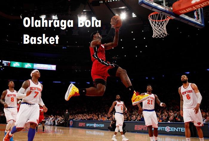 Olahraga Bola Basket Disukai Anak Muda