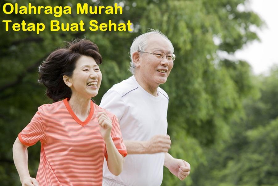 Olahraga Murah Tetap Buat Sehat