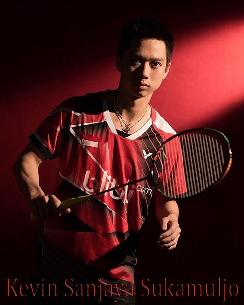 Profil dan Biodata Kevin Sanjaya Sukamuljo